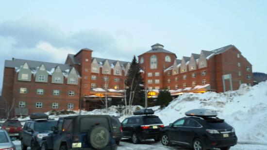 Sugarloaf Mountain Hotel: The Shining :)