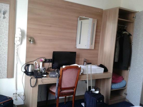 Hotel Washington: La camera
