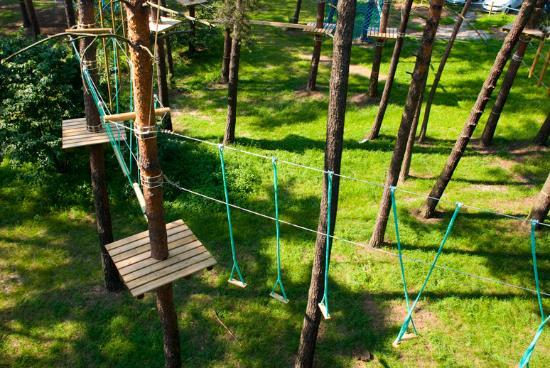 Park Linowy Kryspinów