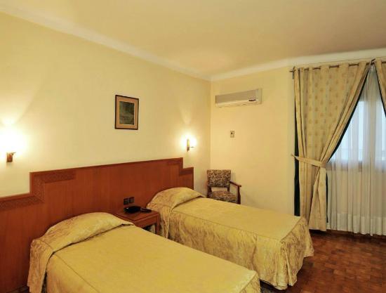 Hotel Splendid: Chambre twin
