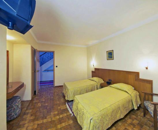 Hotel Splendid : Chambre twin