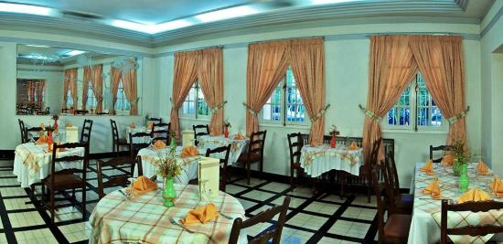 Hotel Splendid: Restaurant