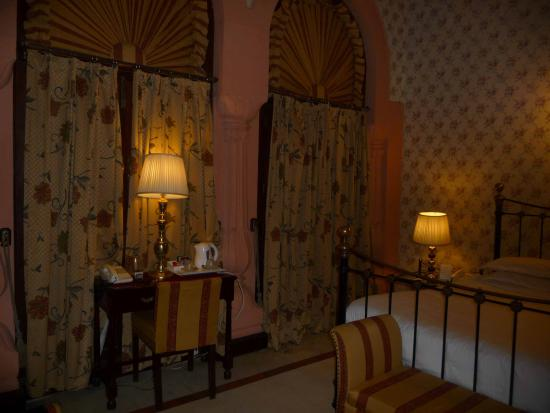 belle chambre picture of gajner palace hotel gajner. Black Bedroom Furniture Sets. Home Design Ideas
