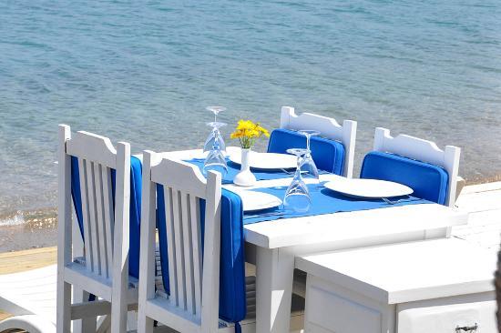 Knidos Otel - Restaurant