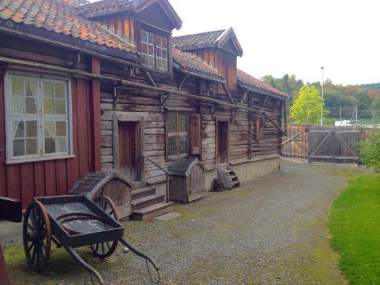 Sverresborg Trondelag Folk Museum: Быт