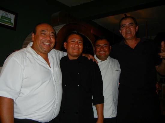 Madeira Restaurant Bistro: Great Staff