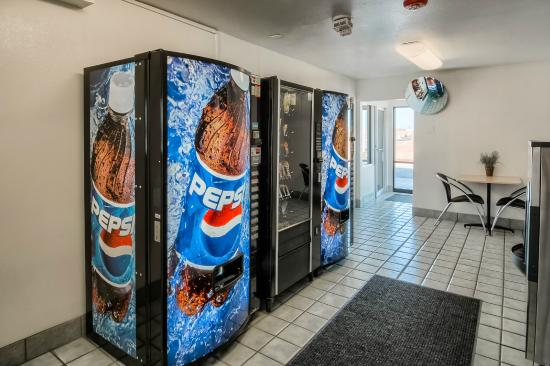 ‪‪Motel 6 Grand Junction‬: Vending‬