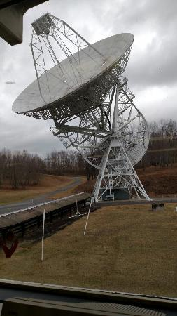 Rosman, Carolina del Norte: Radio Telescope