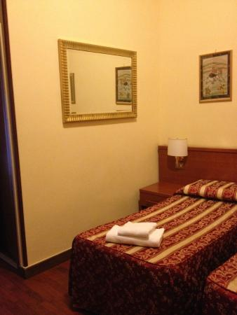 Hotel Azzurra: Camera
