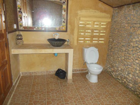 Iyara Resort & Spa : salle de bain