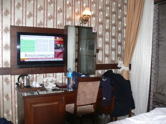 Divalis Hotel: camera