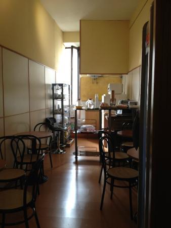 Hotel Azzurra: Sala colazione
