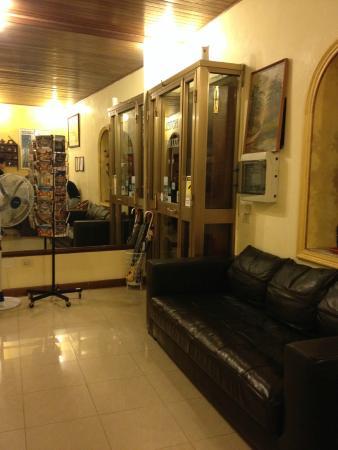 Hotel Azzurra: Hotel