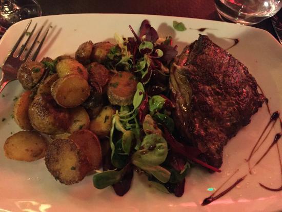 La Vie d'Ange : Steak
