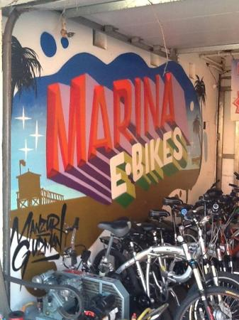 Marina Electric Bikes
