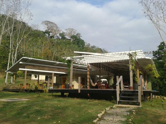 Darien Province, Panama : Área común y comedor