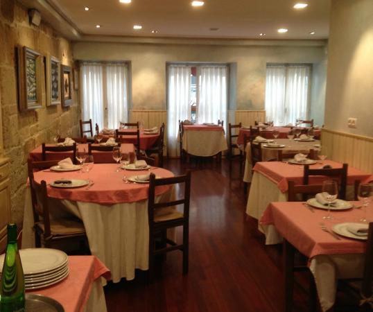 El Capitán - Restaurante: Sala do 1º andar do El Capitan