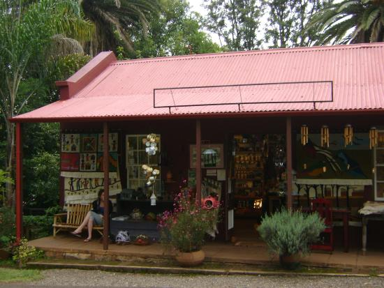 Pilgrim's Rest, แอฟริกาใต้: Ponieskrantz Arts and Crafts Center