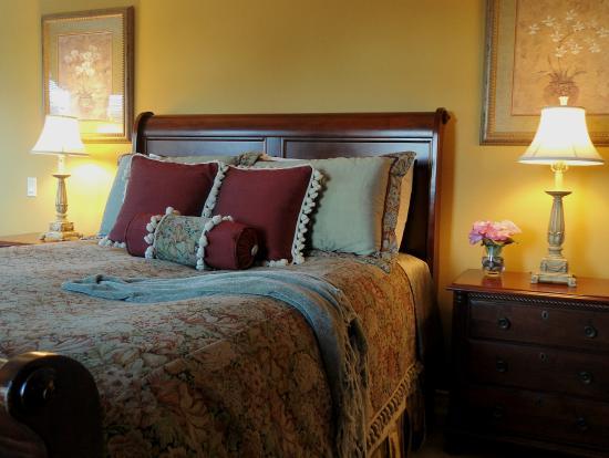 Beacon Inn at Sidney: Orcas Island Room (Superior category)