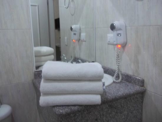 Hotel Isla Caribe: EXELENTE EQUIPAMIENTO