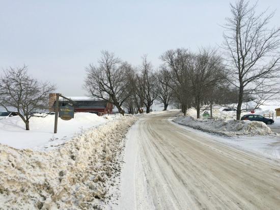 Lyndonville, VT: Nice quiet road