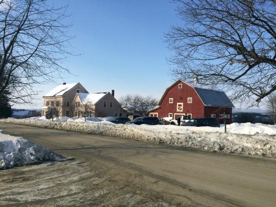 Lyndonville, VT: The Inn