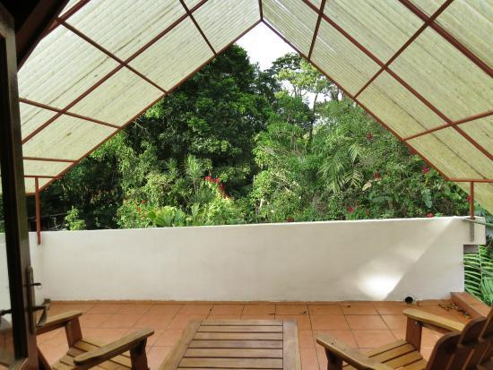 Chalet Nicholas: Double Loft Private Porch