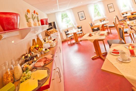 meinHotel: Frühstücksraum
