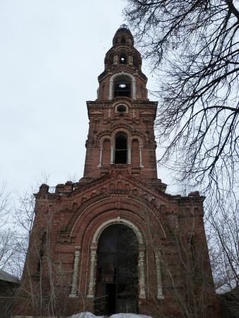 Yuryev-Polsky, Russia: колокольня