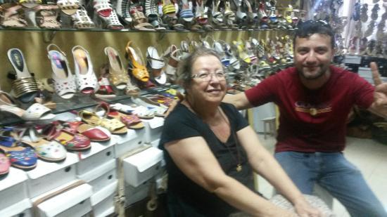 815672e07 Mercado Central de Fortaleza: Tem muitas loja de sapatos mas na Monsenhor  Tabosa é melhor
