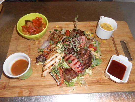 La table de philippe geispolsheim restaurant - La cuisine de philippe menu ...