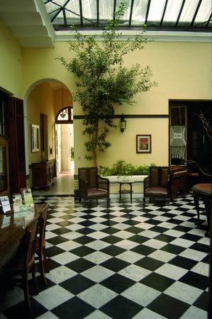Hotel Posada del Virrey: Recepción