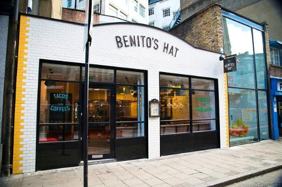 Benito's Hat Farringdon