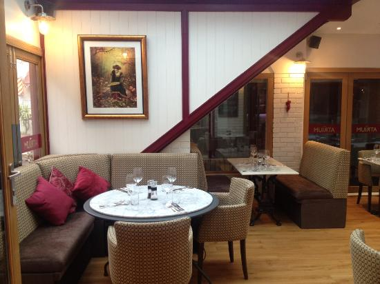 Nailsea, UK: The Restaurant