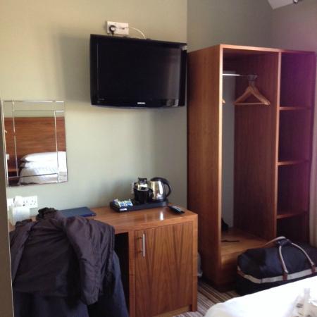 Bawn Lodge: Room