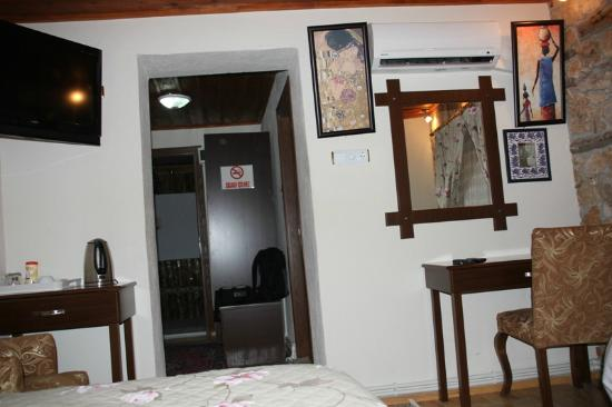 Fulya pension non smoking double room