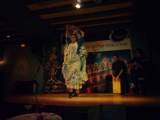 La Taberna de Mister Pinkleton: This is Flamenco, the heart of Spain!