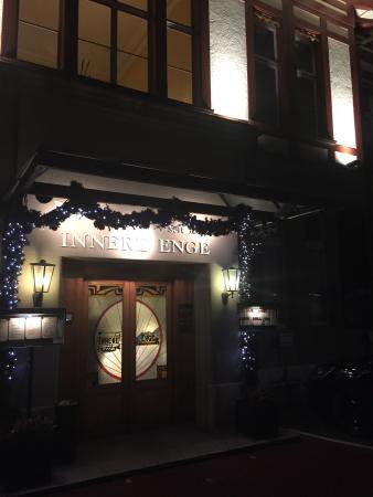 Unique Hotel Innere Enge: Entrata principale..