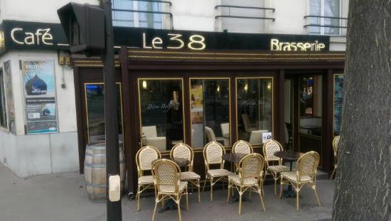 Le 38 La Rose du Boulevard