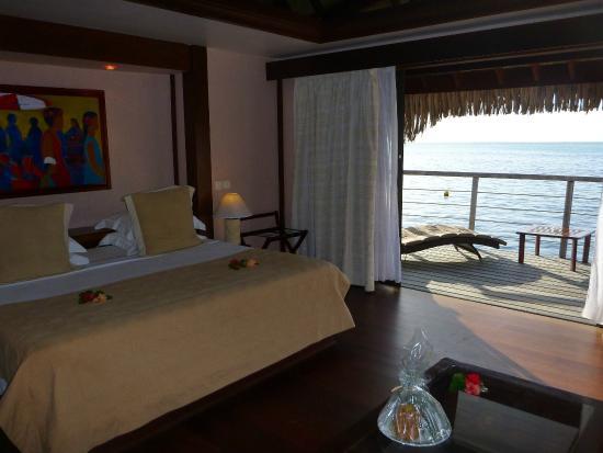 Manava Beach Resort & Spa - Moorea : Bungalow