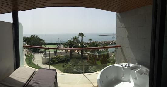 Radisson Blu Resort, Gran Canaria: Deluxe room balcony view