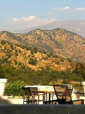 Hotel Monticello : Vista del Lounge/ Bar