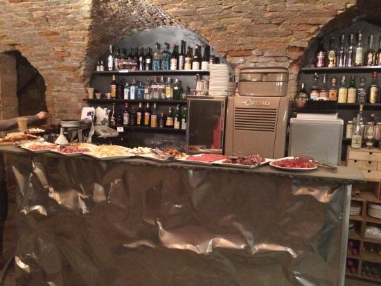 Le Case della Saracca: Balcão principal
