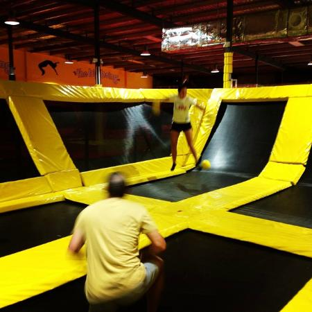 ‪The Big Boing Indoor Trampoline Parks‬