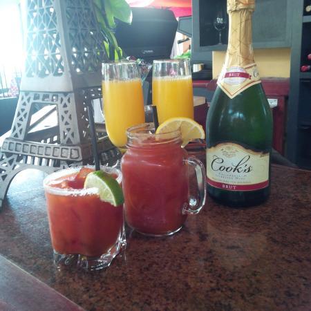 Le Bistro By Liz: Free Brunch Drink on Sat and Sun Brunch