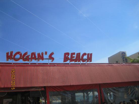 The Frey Hotel Cabanas Tampa Hogan S Beach Restaurant And Bar Adjacent To Best Western