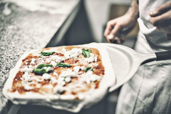 Photo of Italian Restaurant Standard Serious Pizza at Templiner Str. 7, Berlin 10119, Germany