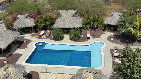 Hotel Popoyo : very nice pool