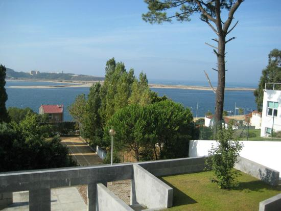 Youth Hostel Porto: View from our room...