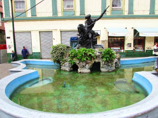 Plaza Anibal Pinto